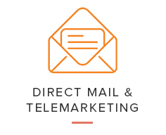 Direct Mail & Telemarketing